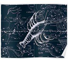 Cancer Constellation Poster