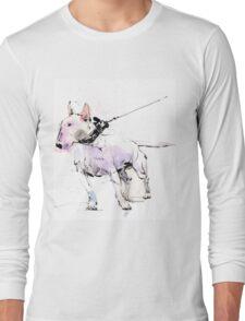 English Bull Terrier Long Sleeve T-Shirt