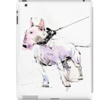 English Bull Terrier iPad Case/Skin