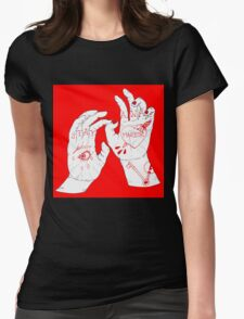 Marion Crane Womens Fitted T-Shirt