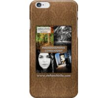 Photographing Consciously Workshop II iPhone Case/Skin