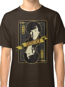 221B Playing Card Classic T-Shirt