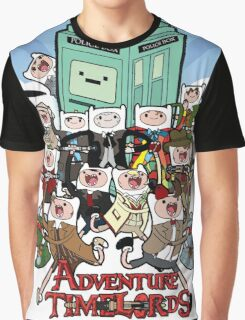 Adventure Time-Lords Graphic T-Shirt