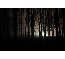 Nacht Bild ( night picture) Photographic Print