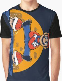 Plumber Split Graphic T-Shirt