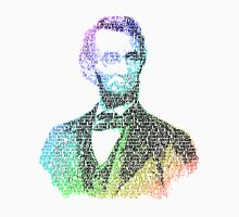 Lincoln made of words Unisex T-Shirt