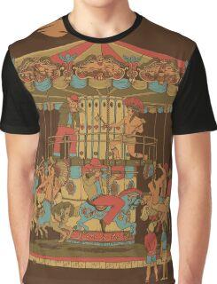 Cowboys & Indians Graphic T-Shirt
