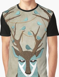 The deer Graphic T-Shirt
