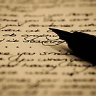 Words and Ink by yaana