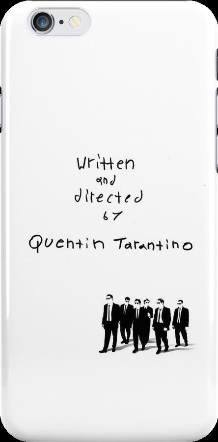 Tarantino by ellenor