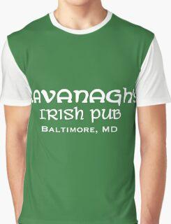 The Wire - Kavanagh's Irish Pub Graphic T-Shirt