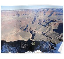 The Sprawling Canyon Poster