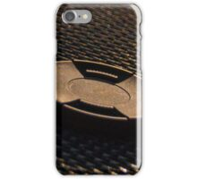 Lens Cover iPhone Case/Skin