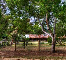 old stables by BigAndRed