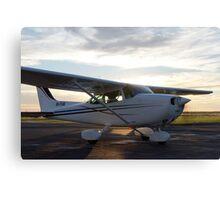 Cessna 172 Canvas Print
