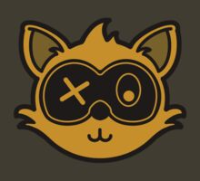 Orange Raccoon by OrangeRakoon