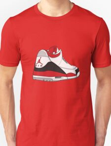 Fire Red 3's T-Shirt