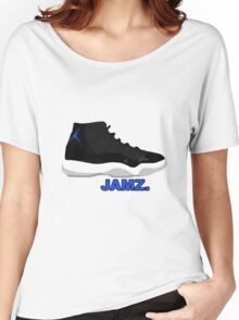 Space Jamz. Women's Relaxed Fit T-Shirt
