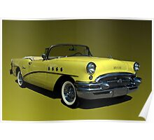1955 Buick Centry Poster