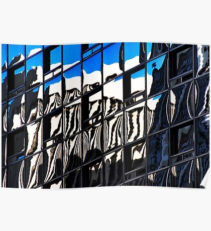 Denver reflection 26 Poster