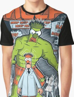 Incredible Meep Graphic T-Shirt