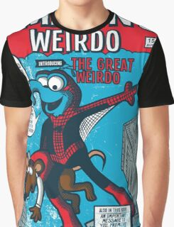 Amazing Wierdo Graphic T-Shirt
