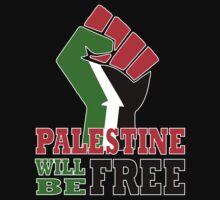 Palestine Free by mrtdoank