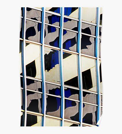 Denver reflection 27 Poster
