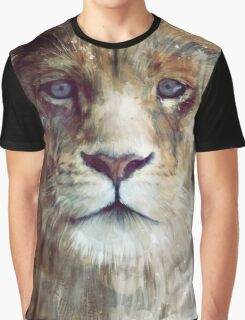 Lion // Majesty Graphic T-Shirt