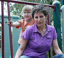 Emma and Maxwell by Maggie Hegarty