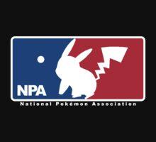 NPA - National Pokémon Association by CuukieMonster
