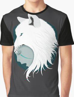 Boy Cries Wolf (White) Graphic T-Shirt