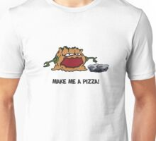 Arno the Tree Troll at Pizza Pass Unisex T-Shirt