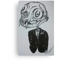 mr. mon Canvas Print