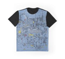 Ode to the City Graphic T-Shirt
