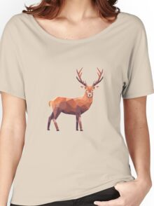 Geometrical hind Women's Relaxed Fit T-Shirt