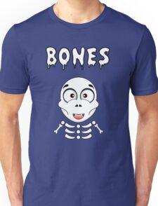Halloween Fun Games - Bones Unisex T-Shirt