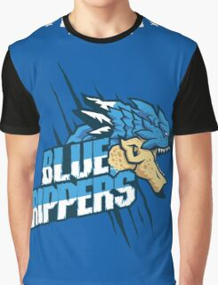 Monster Hunter All Stars - Blue Rippers [Subspecies] Graphic T-Shirt