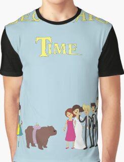 IT'SSSSS LEGENDARY TIME Graphic T-Shirt