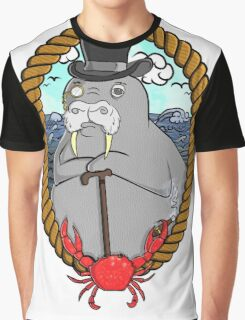 THE WALRUS  Graphic T-Shirt