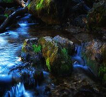 Willow River Falls 2 by Gypsykiss