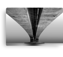 Bowen Bridge Canvas Print