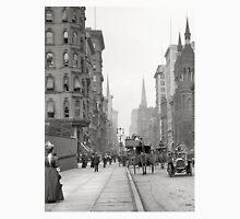 Vintage Fifth Avenue Photograph (1912) Unisex T-Shirt