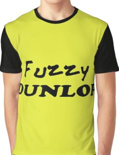 The Wire - Fuzzy Dunlop Graphic T-Shirt