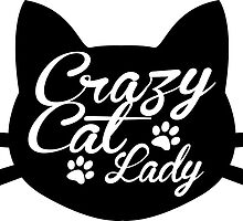 Crazy Cat Lady by augustinet