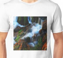 Willow River Falls 3 Unisex T-Shirt