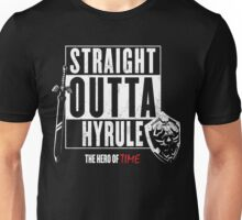 Straight Outta Hyrule - Legend of Zelda Tee Unisex T-Shirt