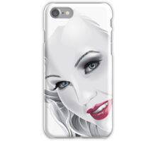 Blondeee iPhone Case/Skin
