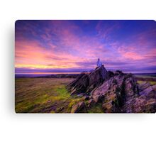 Beacon Hill Sunrise 2.0 Canvas Print