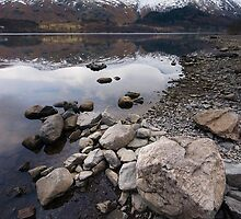 Thirlmere below Helvellyn by mattcattell